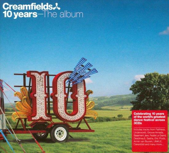 Creamfields 10 Years:  The Album