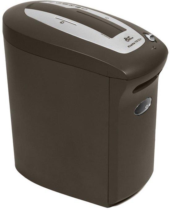 papiervernietiger ProfiOffice Piranha 110CC Plus