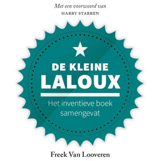 Boek cover Kleine boekjes - De kleine Laloux van Freek van Looveren (Onbekend)