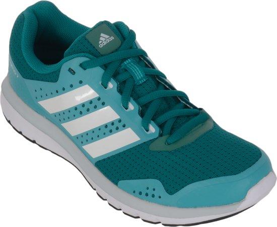 adidas Duramo 7 Hardloopschoenen - Maat 37 1/3 - Vrouwen - groen/blauw