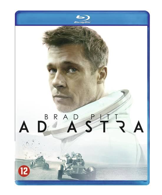 DVD cover van Ad Astra (Blu-ray)