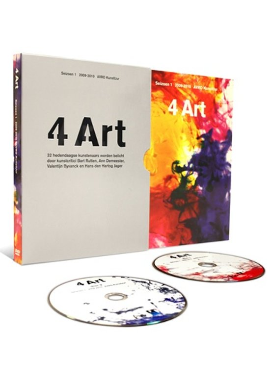 Cover van de film '4 Art'