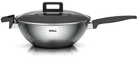 Woll Concept Wok met deksel à 30 cm