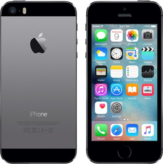 Renewd iPhone 5S 4G 16GB 4in iOS Space G