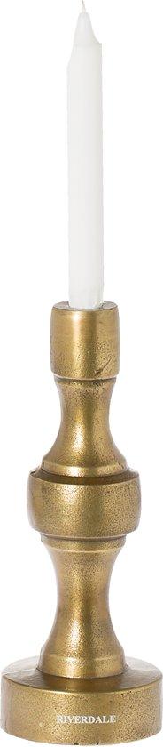 Riverdale Vintage - Kandelaar - 27cm - goud