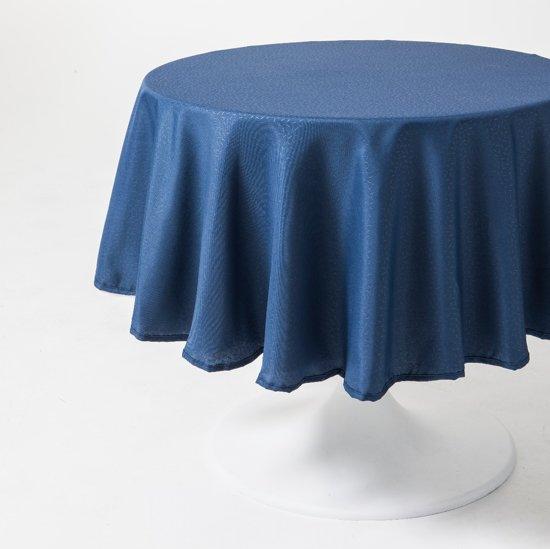 Tafelkleed Ø 160cm Blauw
