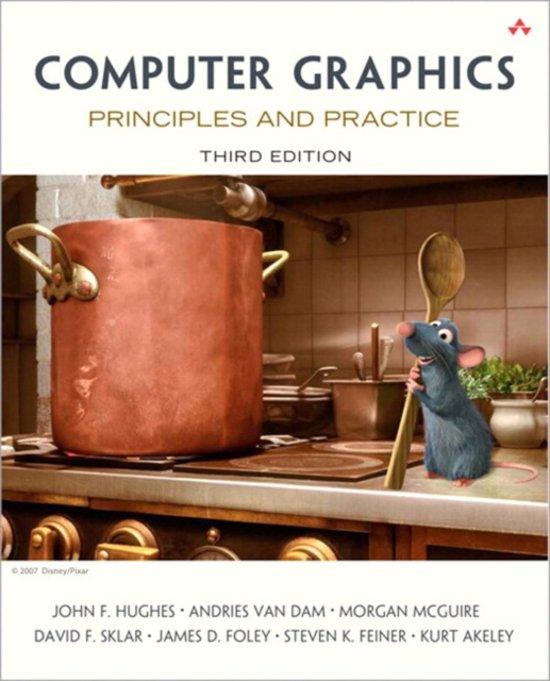 Boek cover Computer Graphics van John F. Hughes (Hardcover)
