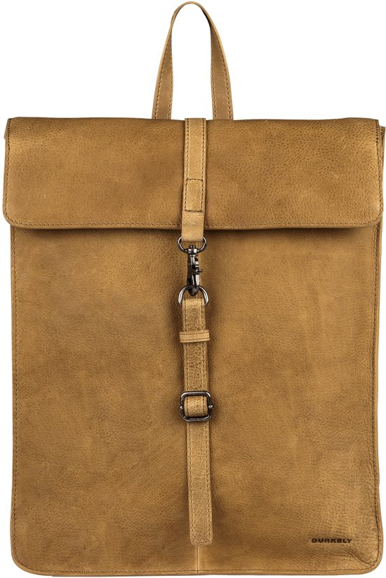 d077a4021e1 bol.com | BURKELY Antique Avery Backpack Rugzak - Taupe