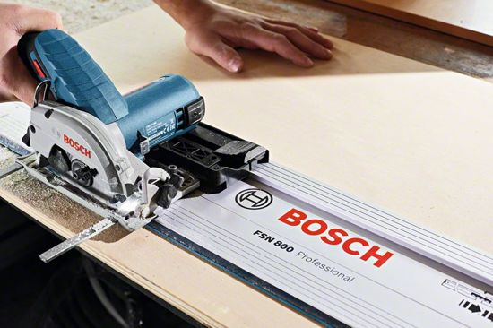 Bosch Professional GKS 10,8 V-LI Accu cirkelzaag - 26,5 mm zaagdiepte - Zonder accu en lader