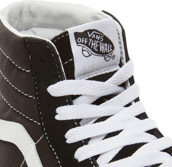 Zwart Platform Sneakers 2 Vans Maat 38 Hi Dames Sk8 vfWO1S