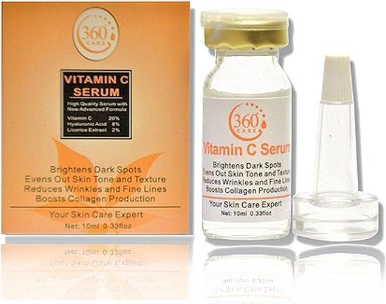 vitamine c serum 10 ml by 360SkinCare