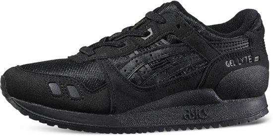 Asics Gel Lyte III Ps C5A5N-9099, Vrouwen, Zwart, Sneakers maat: 33.5 EU
