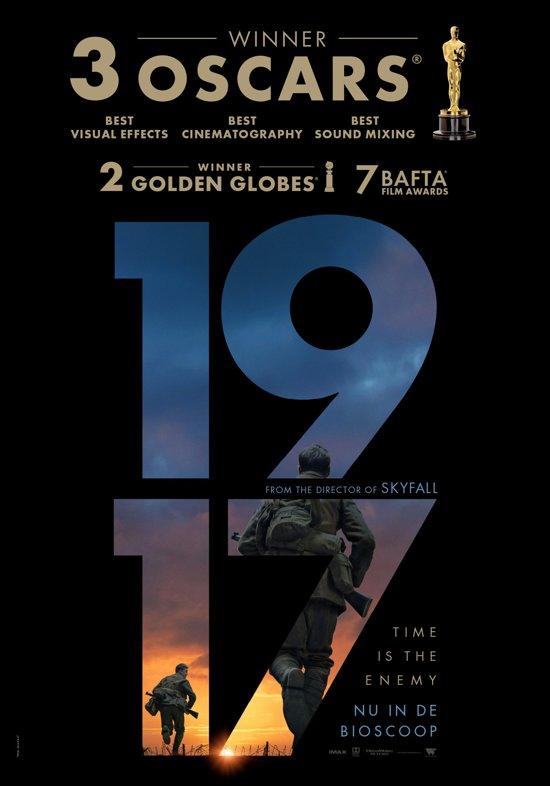 DVD cover van 1917