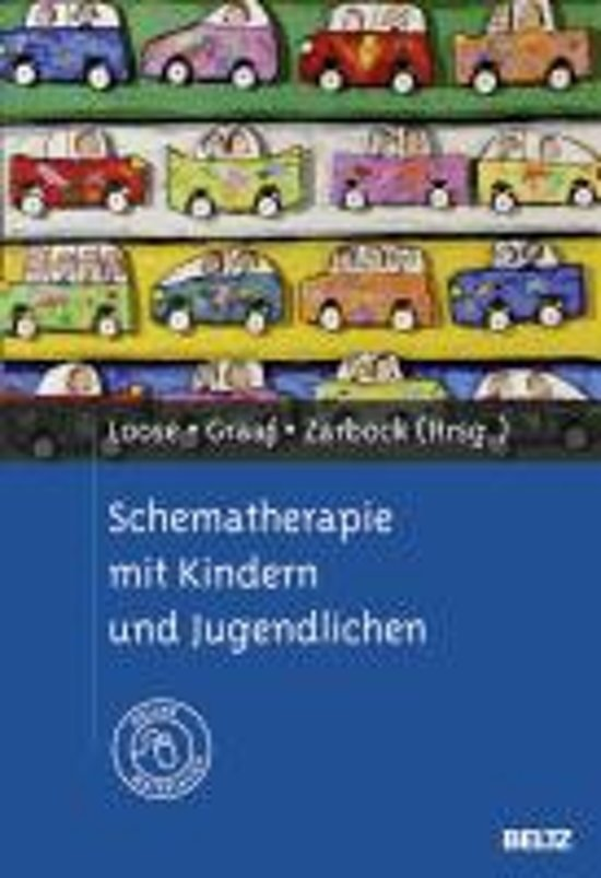Boek cover Schematherapie mit Kindern und Jugendlichen van  (Hardcover)