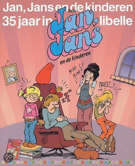 jan jans en de kinderen 40 jaar in libelle bol.| Jan Jans en de kinderen / 35 jaar in Libelle, Jan Kruis  jan jans en de kinderen 40 jaar in libelle