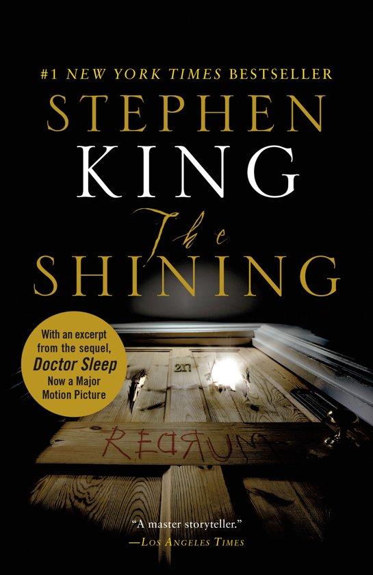 Boek cover The Shining van Stephen King (Paperback)