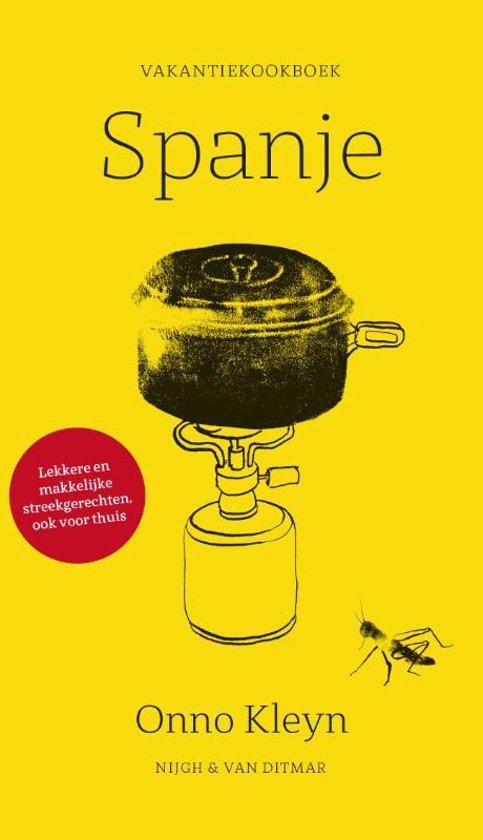 Vakantiekookboek Spanje