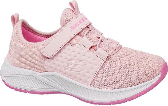 Goede prijzen horloge speciale verkoop Skechers Kinderen Roze sneaker klittenband - Maat 32