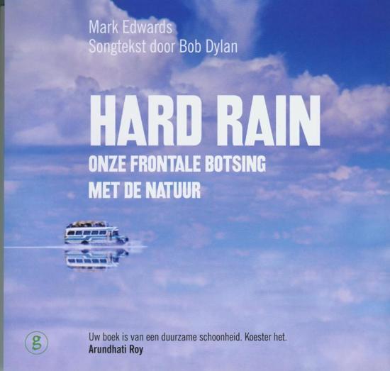 Cover van het boek 'Hard Rain / druk 1' van M. Edwards