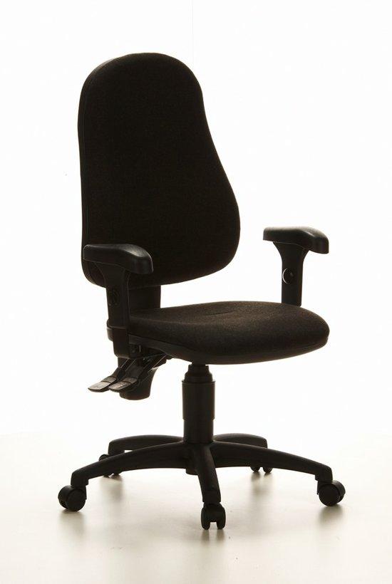 Topstar California 60 - Bureaustoel - Zwart