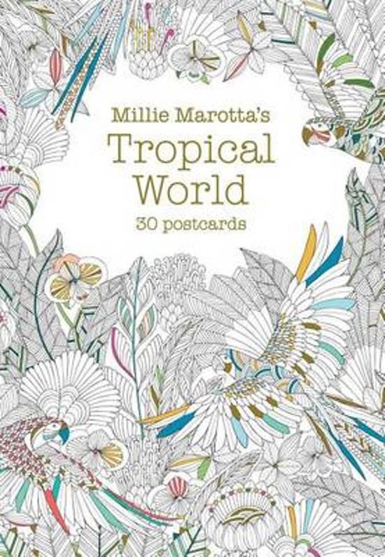 Millie Marotta's Tropical World