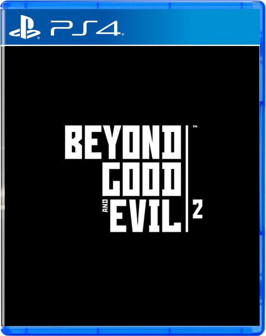 Beyond Good and Evil 2 PlayStation 4