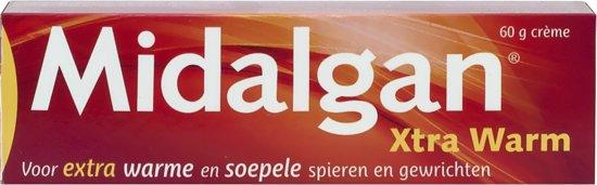 Midalgan Extra Warm - 60 gr - Crème