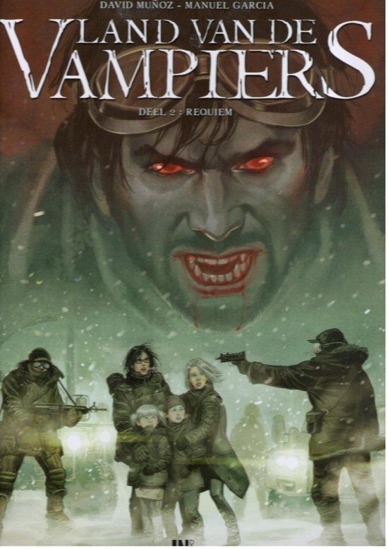 Land van de vampiers hc - d02 requiem - Munoz David pdf epub