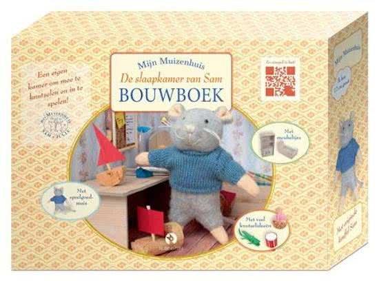 bol.com | Het Muizenhuis - De slaapkamer van Sam -Bouwboek, Karina ...