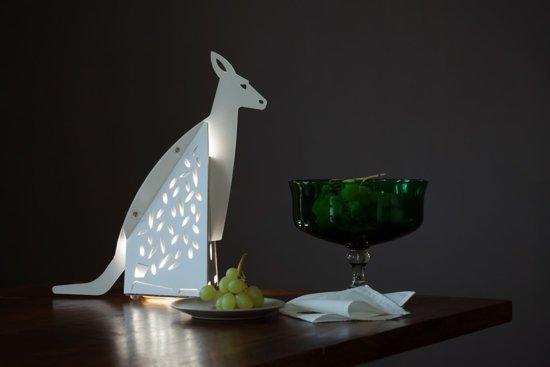 Cartunia Design LED lamp ARTURO de Kangoeroe