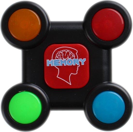 Afbeelding van het spel Johntoy Memory Spel Met Licht En Geluid Rood