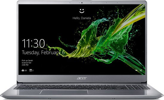 Acer Swift 3 SF315-52G-58GH - Laptop - 15.6 Inch