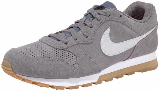 Grijs Heren Runner Nike Sneakers 43 Maat Suede Md CzTzqxXw7
