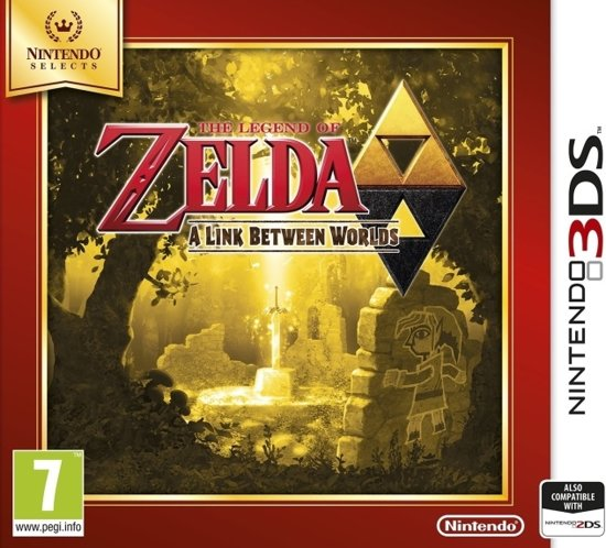 Legend of Zelda: A Link Between Worlds /3DS (ORIGINAL VERSION) kopen