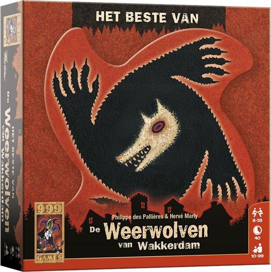 De Weerwolven van Wakkerdam: Het beste van Bordspel