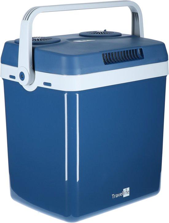 travellife tl26 thermo elektrische koelbox 25l. Black Bedroom Furniture Sets. Home Design Ideas