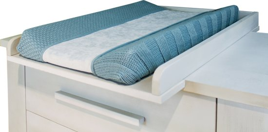 Witte Commode Slaapkamer : Bol.com bopita barrier tim blue wash