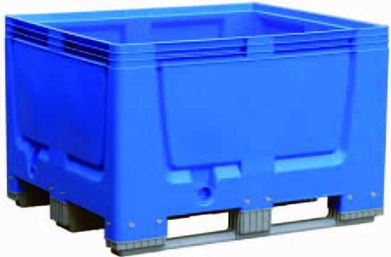 Quarantainebak 600 liter incl. aftap met stop (exclusief opzetfilter)