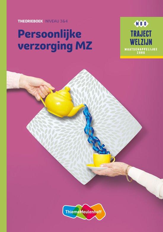 Traject Welzijn Persoonlijke verzorging MZ niveau 3 4