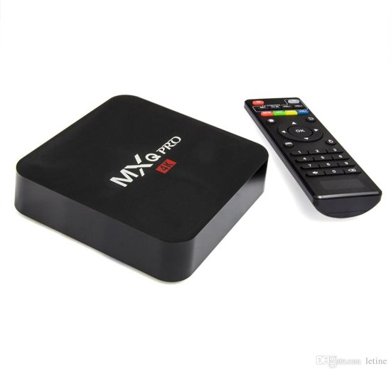 Android 5.1 tv box MXQ PRO 4K Ultra HD + Kodi 17.1