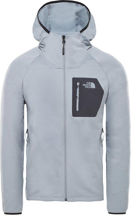 Heren Hoodie Vest.Bol Com The North Face Borod Hoodie Vest Heren Mid Grey