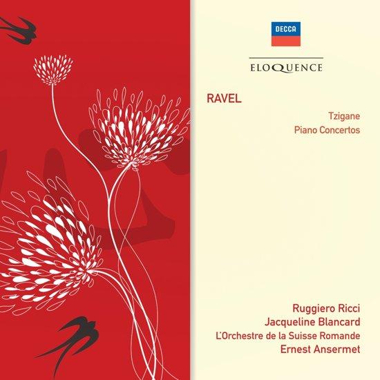 Ravel - Tzigane Piano  Concertos