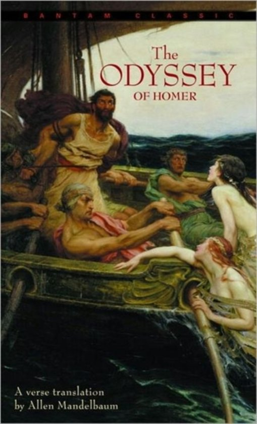 a review of the odyssey by homer Reading homer's heroic epic poem, the odyssey, introduces middle and high school students to many of the greek myths, gods, and goddesses that are referred to in.