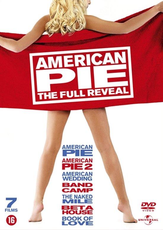 DVD cover van American Pie 1-7 Boxset (D)