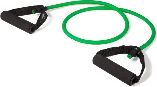 bol com   Matchu Sports   Fitness Elastiek   Medium (groen)   Met handvatten