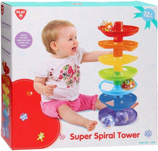 Afbeelding van Playgo Super Ballentoren speelgoed