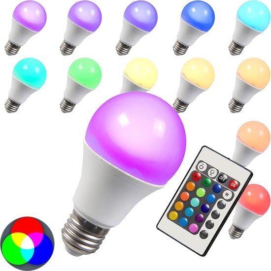 bol.com | LED Lamp Kleur met Afstandsbediening