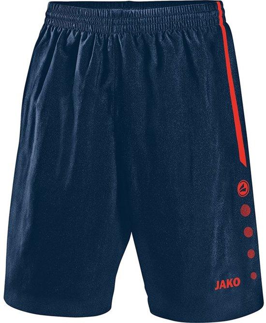 Jako Turin Voetbalshort - Shorts  - blauw - 116