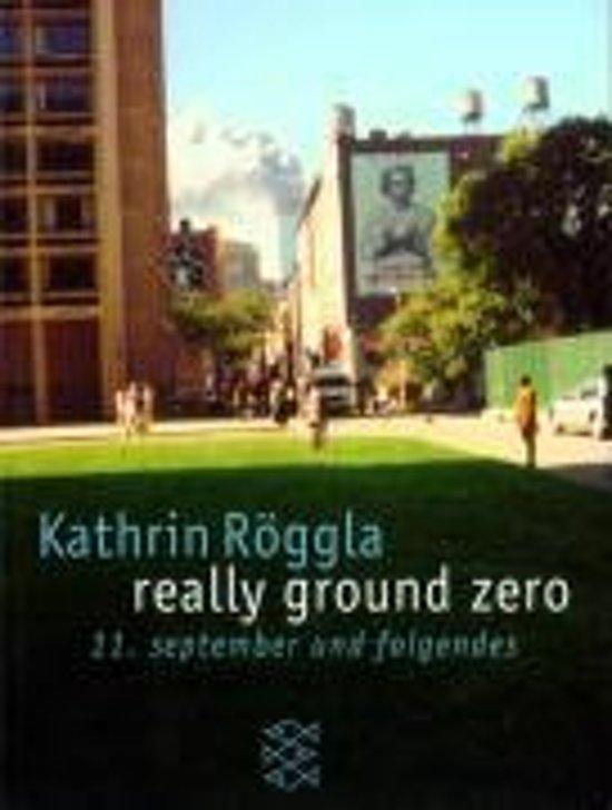 really ground zero
