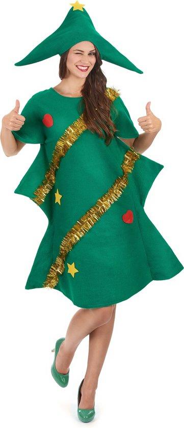 """""""Kerstboomkostuum voor vrouwen - Verkleedkleding - One size"""""""